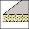 Vhodné na izolační materiály